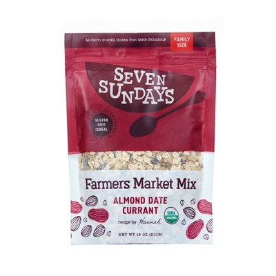 Seven Sundays Farmers Market Muesli Mix - 18oz