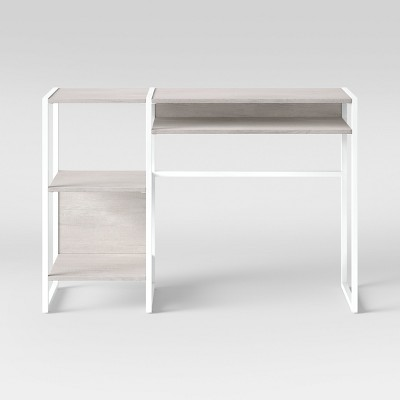 Paulo Wood Writing Desk with Storage - Project 62™