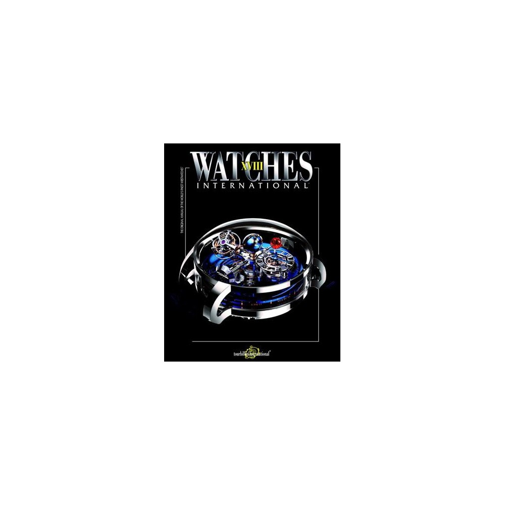 Watches International (Paperback) Watches International (Paperback)