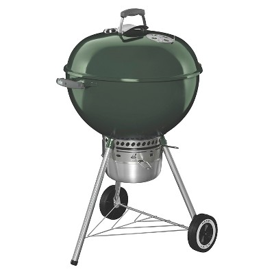 Weber® Original Kettle™ Premium 22 inch Charcoal Grill- Green