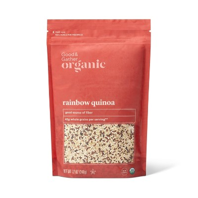 Organic Rainbow Quinoa - 12oz - Good & Gather™