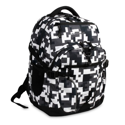 """JWorld 19.5"""" Atom Multi-Compartment Laptop Backpack - Camo - image 1 of 4"""