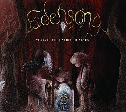 Edensong - Years In The Garden Of Years (CD) - image 1 of 1