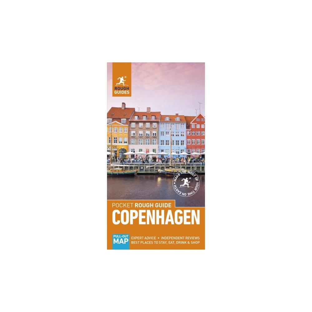 Rough Guide Pocket Copenhagen - 3 Pap/Map by Taraneh Ghajar Jerven (Paperback)