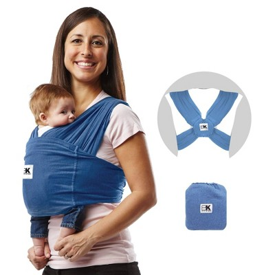 Baby K'tan ORIGINAL Baby Carrier - Denim - Small