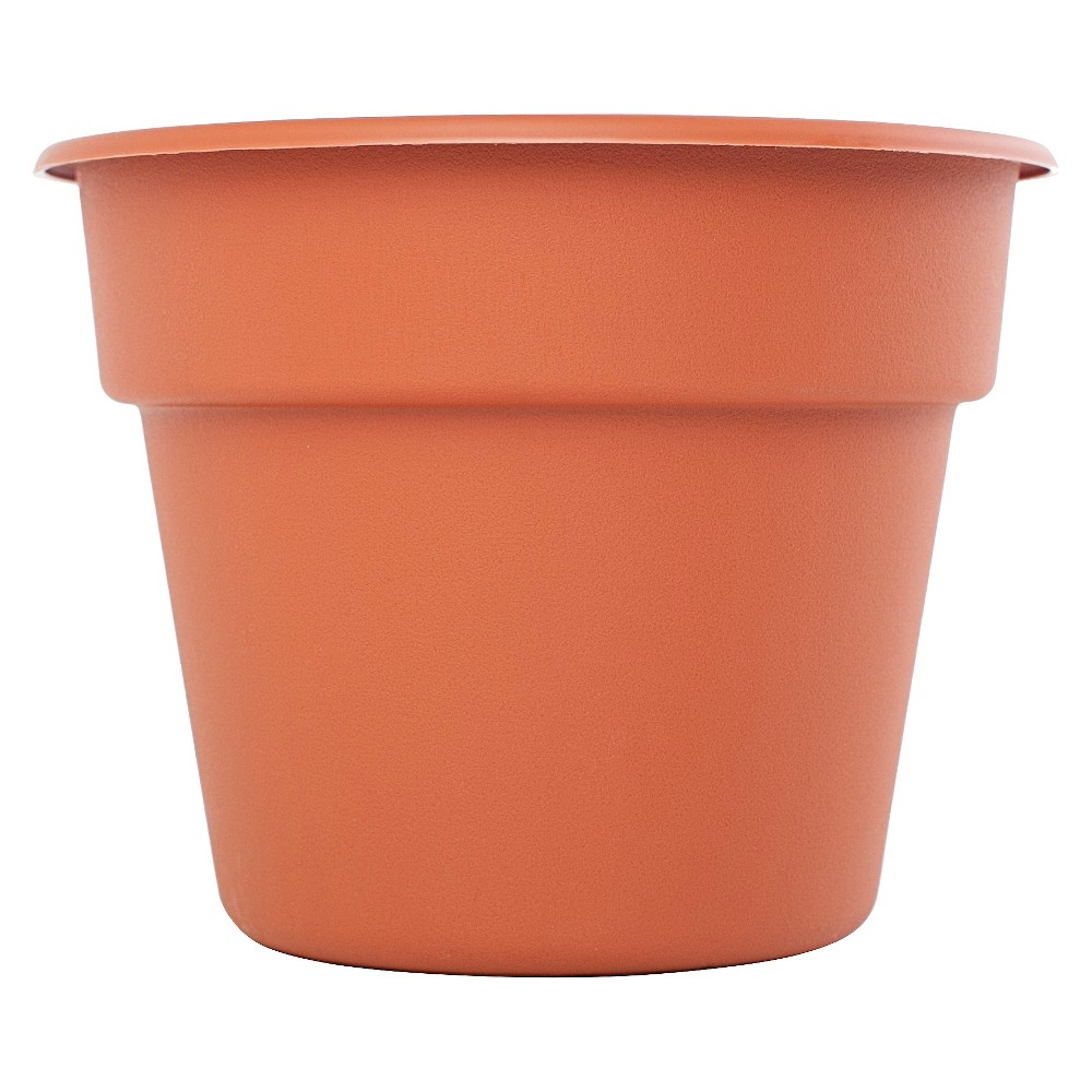 """Image of """"12"""""""" Dura Cotta Planter - Terracotta - Bloem"""""""