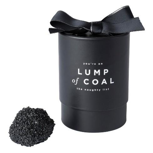 Lump Of Coal For Christmas.Decorative Lump Of Coal