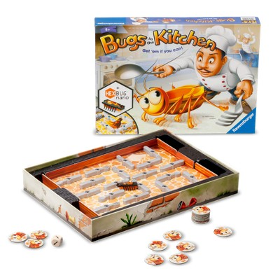 ravensburger bugs in the kitchen board game target rh target com bugs in the kitchen dice bugs in the kitchen game argos