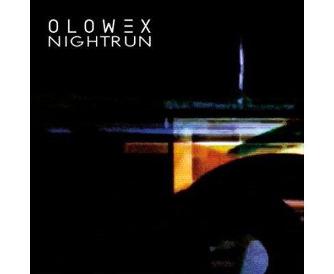 Olowex - Nightrun (CD) - image 1 of 1
