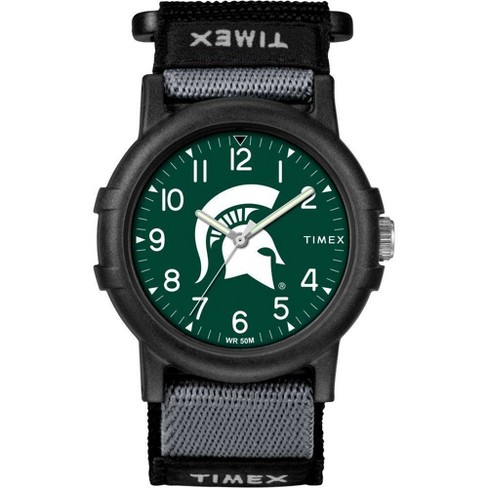 NCAA Michigan State Spartans Tribute Collection Recruite Youth Watch - image 1 of 1