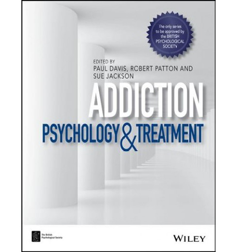 Addiction : Psychology and Treatment (Paperback) - image 1 of 1