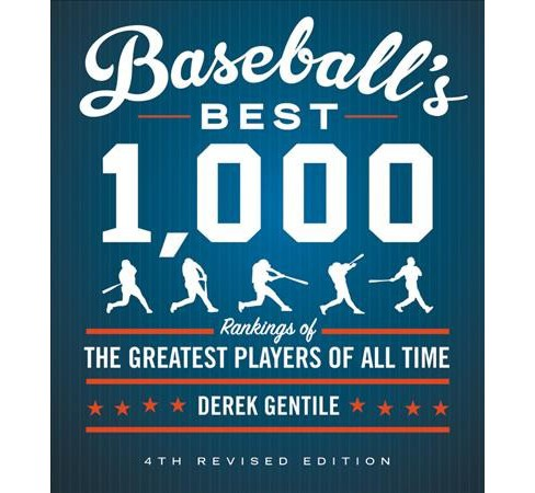 Baseball's Best 1,000 : Rankings of the Greatest Players of All Time (Reprint) (Paperback) (Derek - image 1 of 1