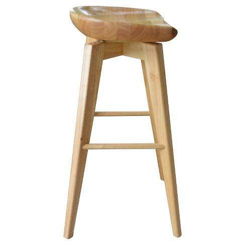 Fine Bali Swivel 31 Barstool Hardwood Natural Boraam Ncnpc Chair Design For Home Ncnpcorg