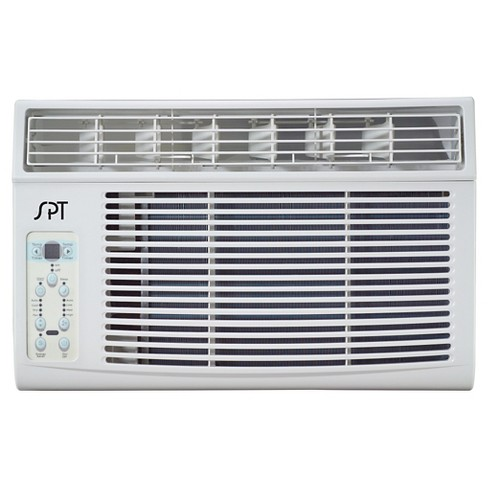 Sunpentown 8000 BTU Window Air Conditioner with Remote Control, White - image 1 of 2