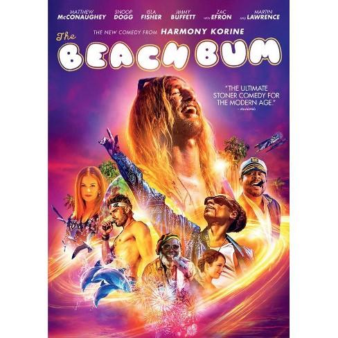 The Beach Bum (DVD) - image 1 of 1