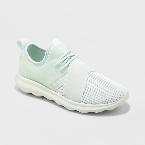 b8c543059a3 Women s Poise 2 Crossband Lace-Up Sneakers - C9 Champion® Mint Green 6    Target