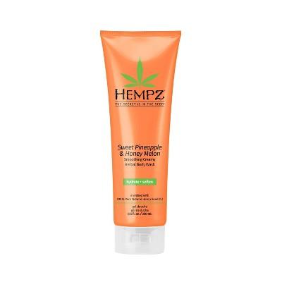 Hempz Herbal Body Wash Sweet Pineapple Honey Melon - 8.5 fl oz