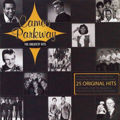 Various - Cameo parkway:Greatest hits (CD) - image 1 of 1