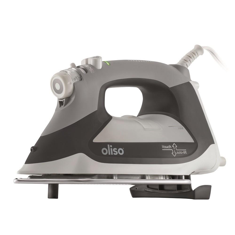 Image of Oliso Smart Iron - Gray, Garment Irons