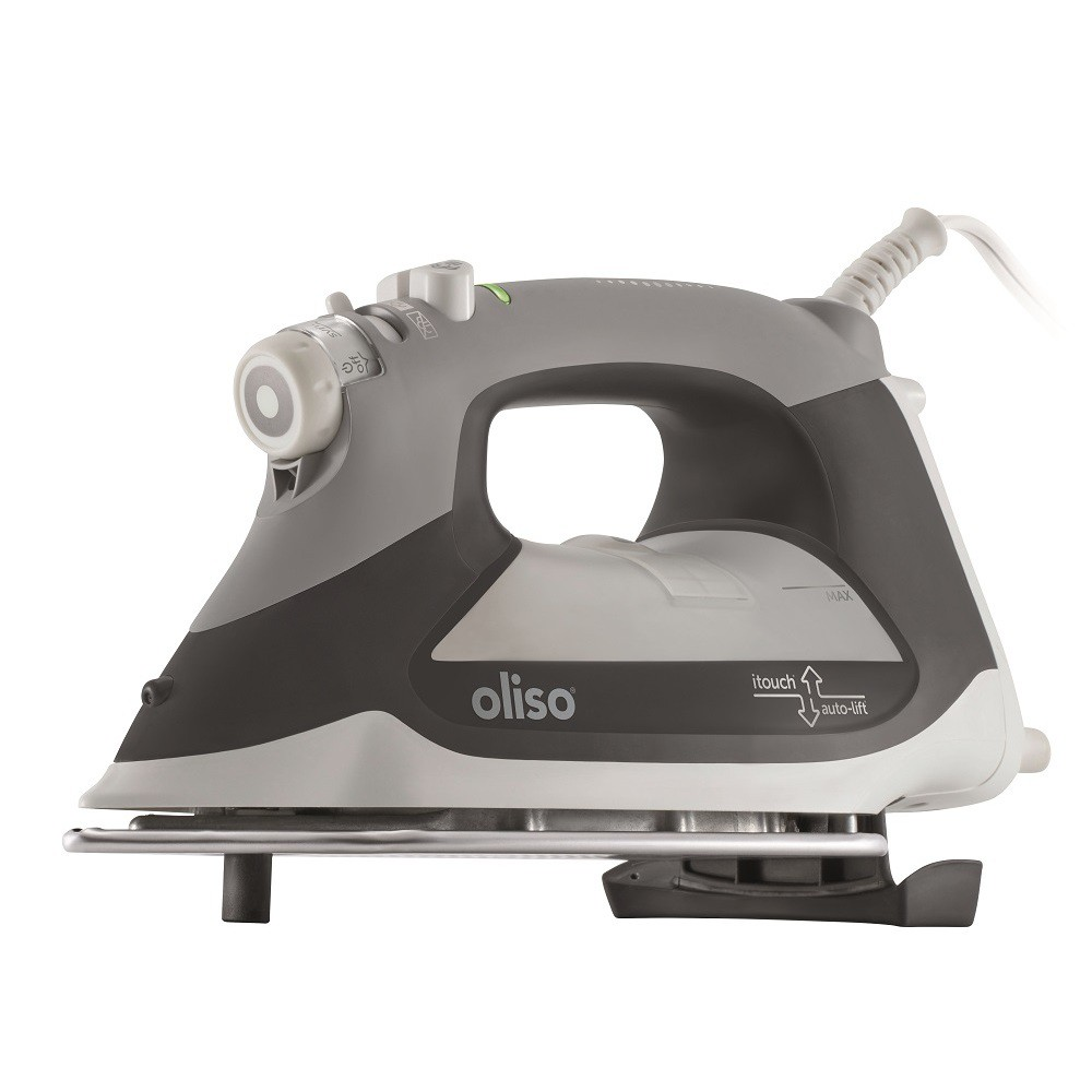 Image of Oliso Smart Iron - Gray, Black