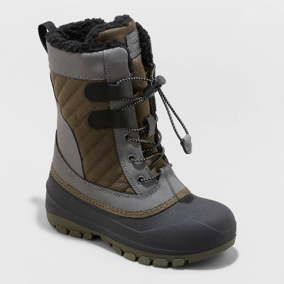 Kids' Shay Lace-Up Winter Boots - All in Motion™