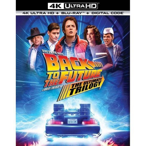 Back to the Future Trilogy 35th Anniversary Edition - image 1 of 2