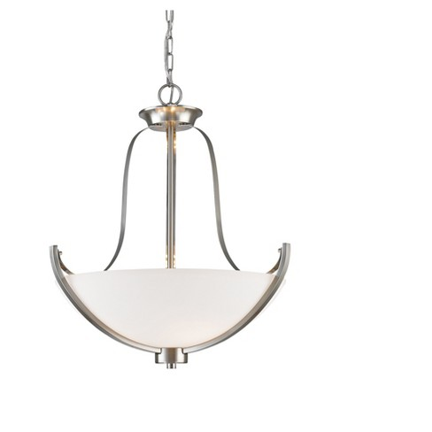 Pendant Ceiling Lights with Matte Opal Glass (Set of 3) - Z-Lite - image 1 of 1