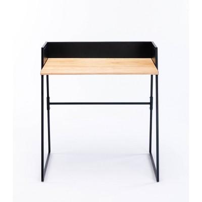 2pc Aero Desk Set Natural - Boraam