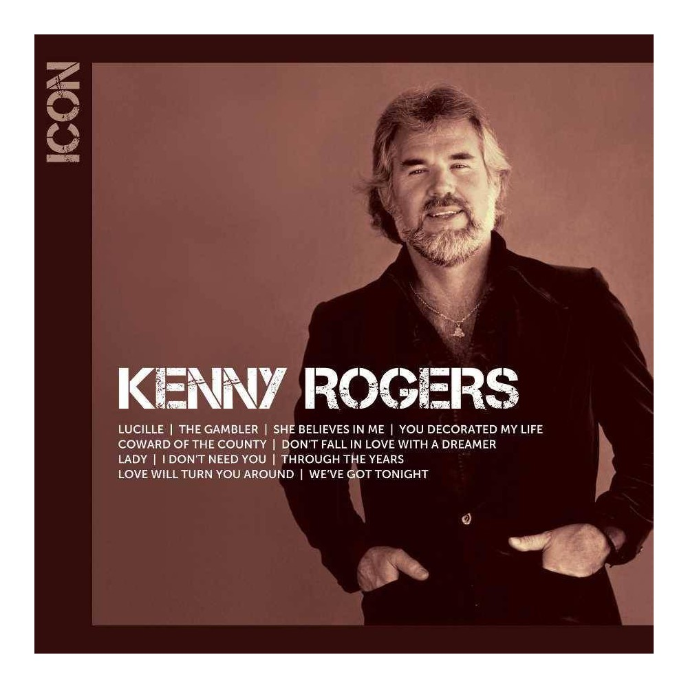 Kenny Rogers - ICON: Kenny Rogers (CD) Cheap