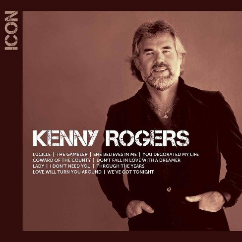 Kenny Rogers - ICON: Kenny Rogers (CD) - image 1 of 1