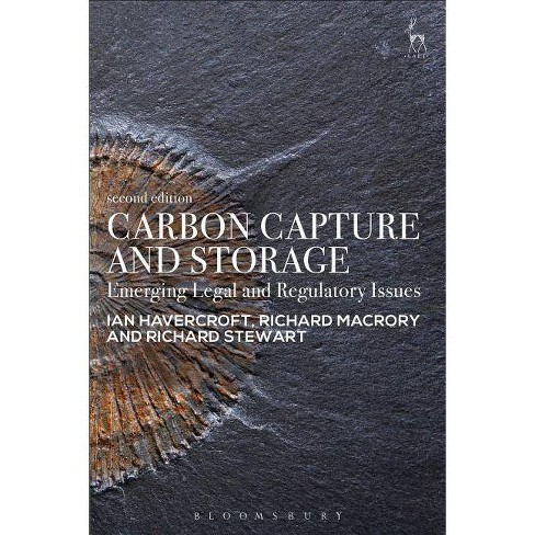 Carbon Capture and Storage - 2 Edition (Hardcover) - image 1 of 1