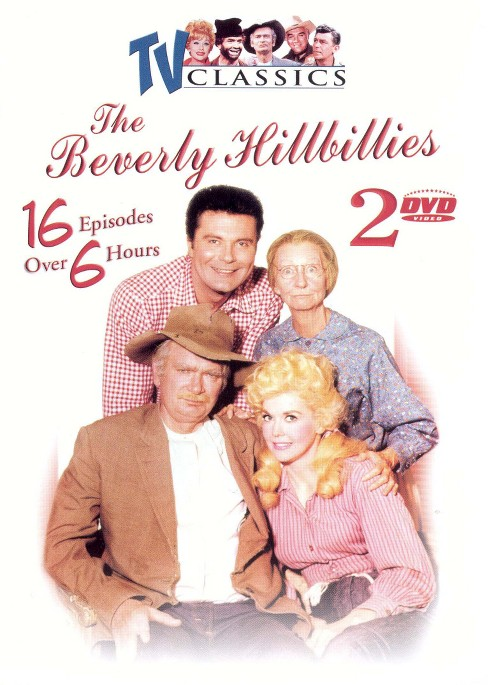 Beverly hillbillies vol 1 (DVD) - image 1 of 1