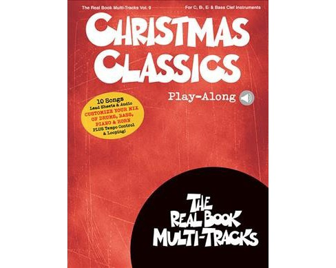Christmas Classics Play-Along -  (Paperback) - image 1 of 1