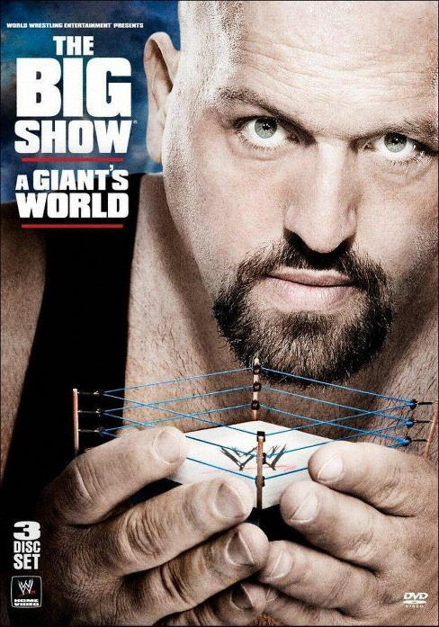 Big Show:Giant's World (DVD) - image 1 of 1