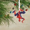 Hallmark Spider-Man Hanging Up-side-down Christmas Ornament - image 4 of 4
