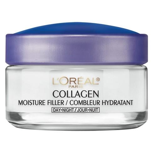 L'Oreal Paris Collagen Moisture Filler Day/Night Cream 1.7oz - image 1 of 4
