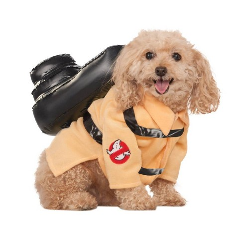 Rubie's Ghostbusters Dog and Cat Costume - Yellow - image 1 of 1