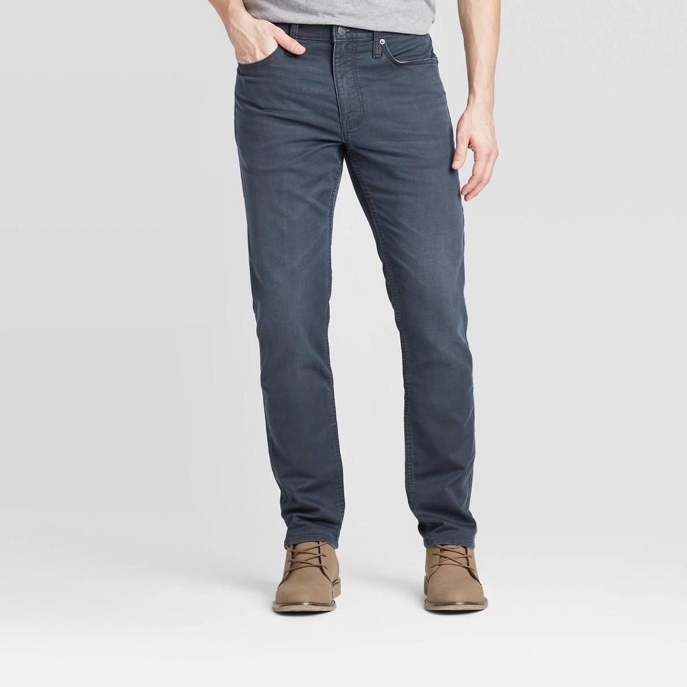 Men 39 S Slim Fit Jeans Goodfellow 38 Co 8482 Galaxy Blue 36x32