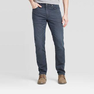 Men's Slim Fit Jeans - Goodfellow & Co™ Galaxy Blue 36x30