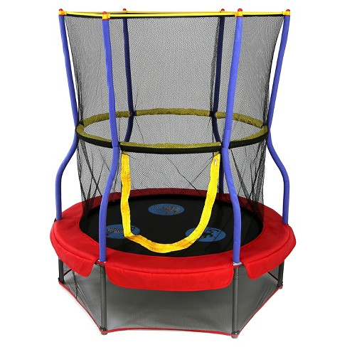 "Skywalker Trampolines 48"" Zoo Adventure Bouncer with Enclosure - image 1 of 9"