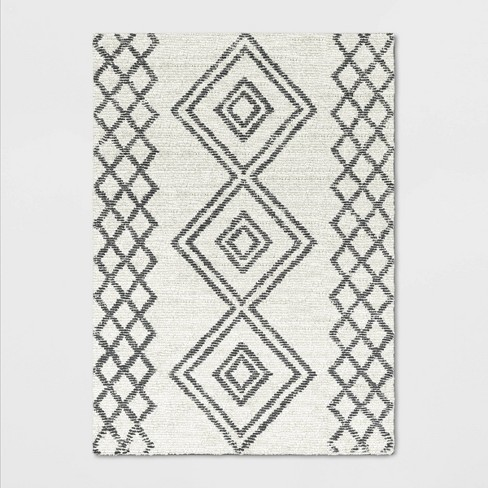 Hand Tufted Tribal Rug - Project 62™ - image 1 of 3