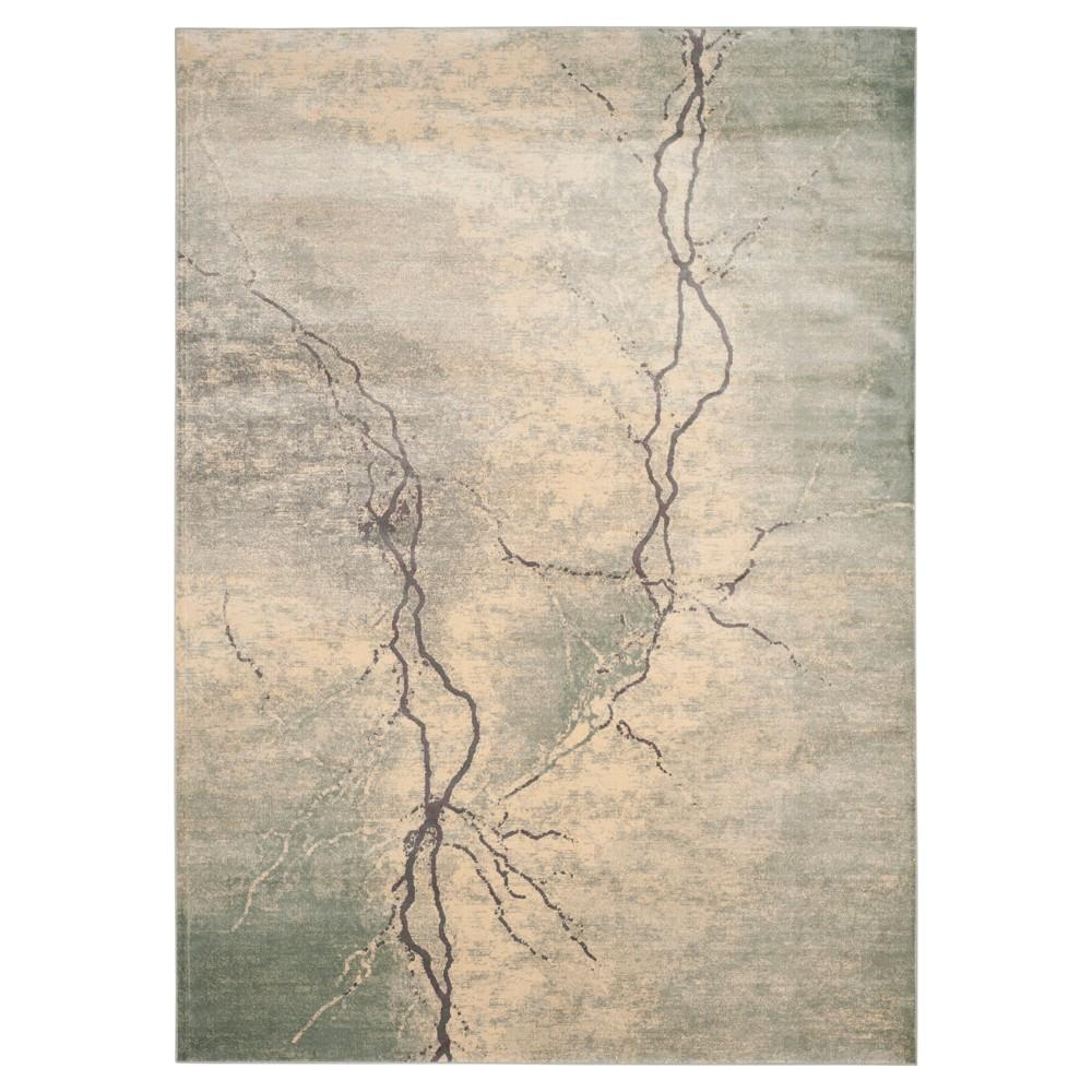 Constellation Vintage Rug - Light Gray/Multi - (8'X11'2) - Safavieh