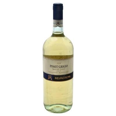 Mezzacorona Pinot Grigio White Wine - 1.5L Bottle