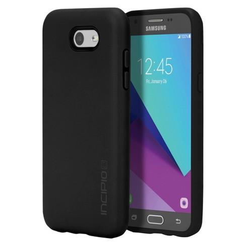 detailed look 95748 e5a03 Incipio Samsung J3 Pop Case NGP - Black
