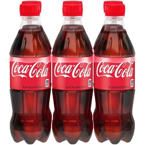 Coca-Cola - 6pk/16.9 fl oz Bottles - image 1 of 4