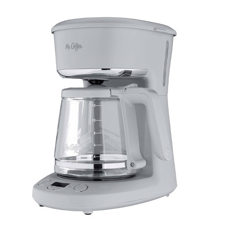 Mr Coffee Programmable 12 Cup Coffee Maker Target