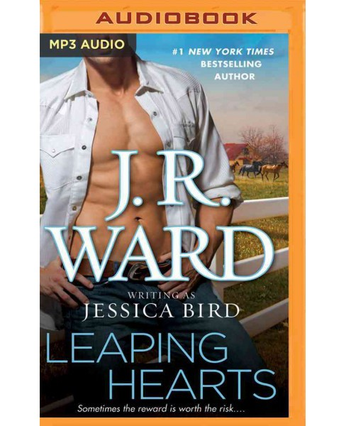 Leaping Hearts (MP3-CD) (J. R. Ward) - image 1 of 1