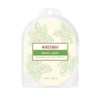 Wax Melts 10ct Basil Leaf 4oz - Burt's Bees