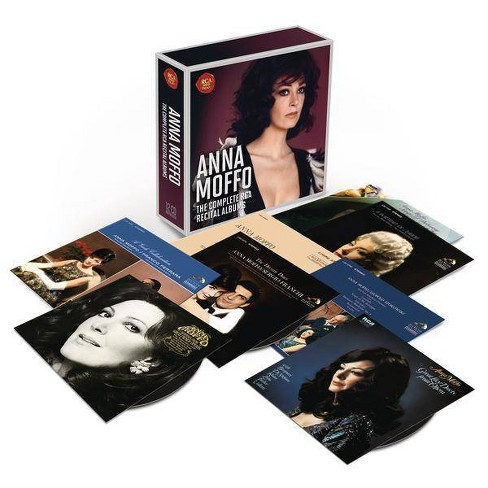Anna Moffo: The Complete RCA Recital Albums (CD) - image 1 of 1