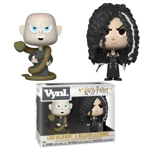 Vynl. Harry Potter 2pk - Lord Voldemort & Bellatrix Lestrange - image 1 of 3